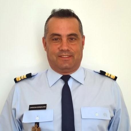 Tenente-Coronel Nuno Carocha Gonçalves